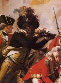 african americans revolutionary war