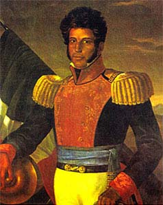 Vicente Guerrero, the Black and Indian President of Mexico