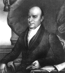 John Quincy Adams, Congressman