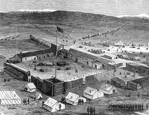 Camp Supply, Indian Territory