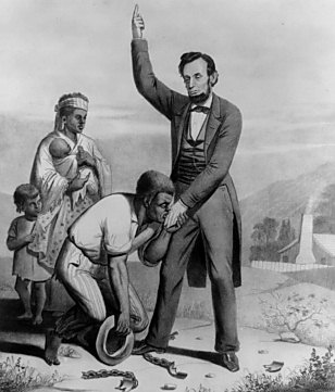 Emancipation of the Slaves