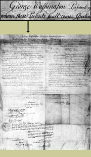 Secret Articles to the Treaty of New York