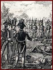 Detail from Massacre of Major Dade and his Command