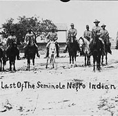 Last of the Seminole Negro Indian Scouts