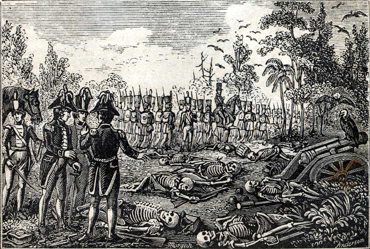 Massacre of Major Dade and his command