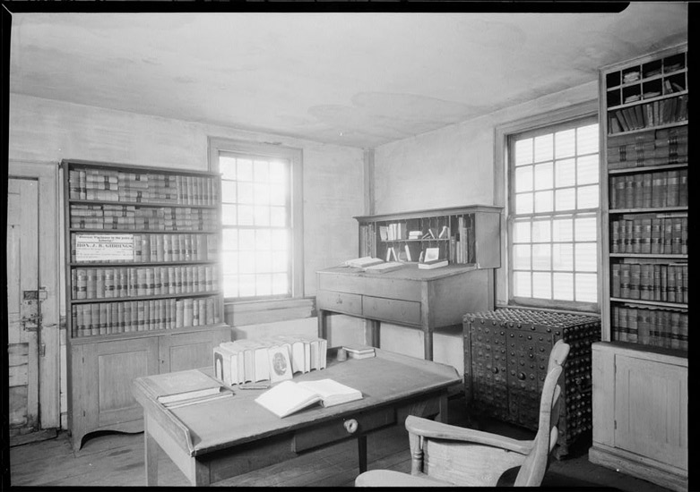 Office of Joshua Reed Giddings